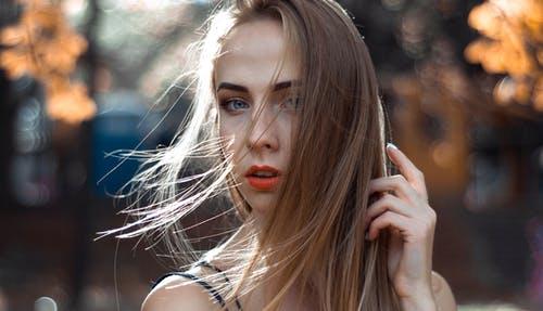 İpucu 3 kırık saçları düzgün bir şekilde nasıl şekillendirirsiniz